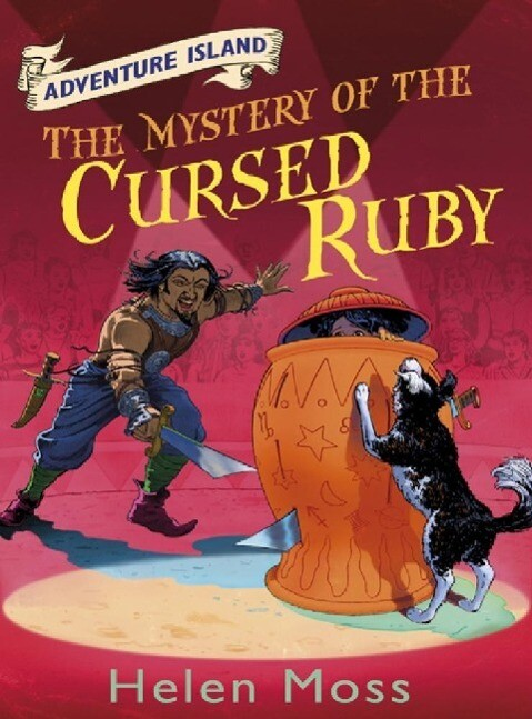 The Mystery of the Cursed Ruby als eBook epub