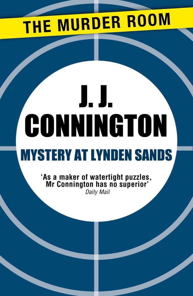 Mystery at Lynden Sands als eBook epub