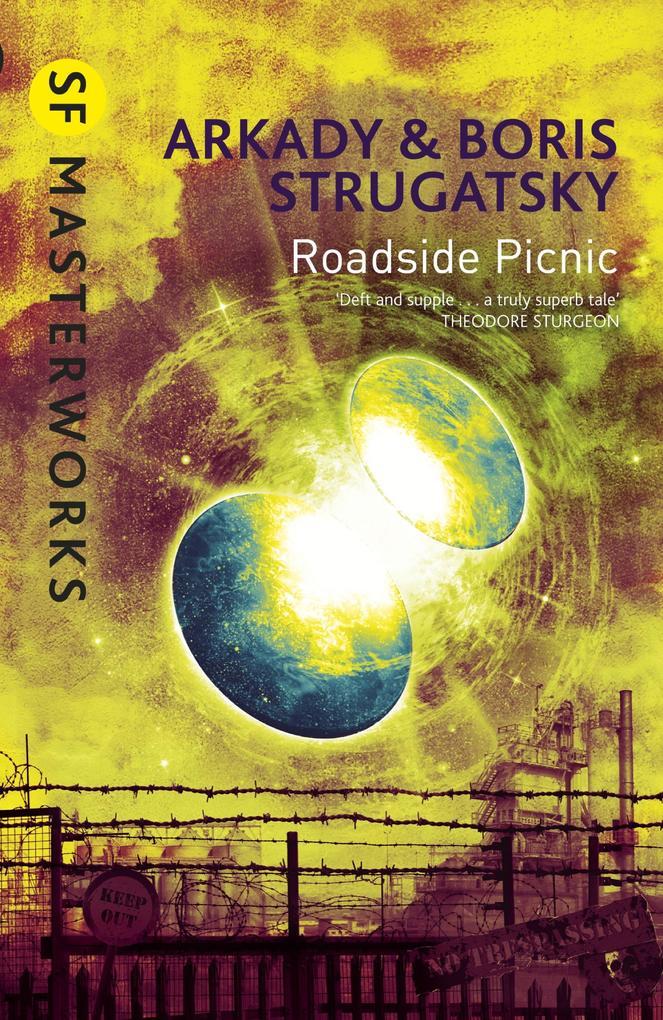 Roadside Picnic als eBook epub