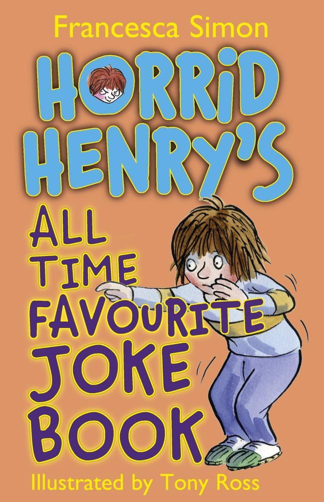 Horrid Henry's All Time Favourite Joke Book als eBook epub