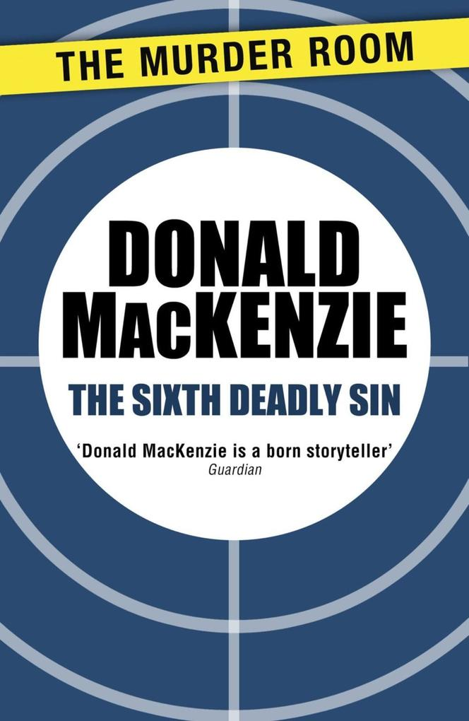 The Sixth Deadly Sin als eBook epub