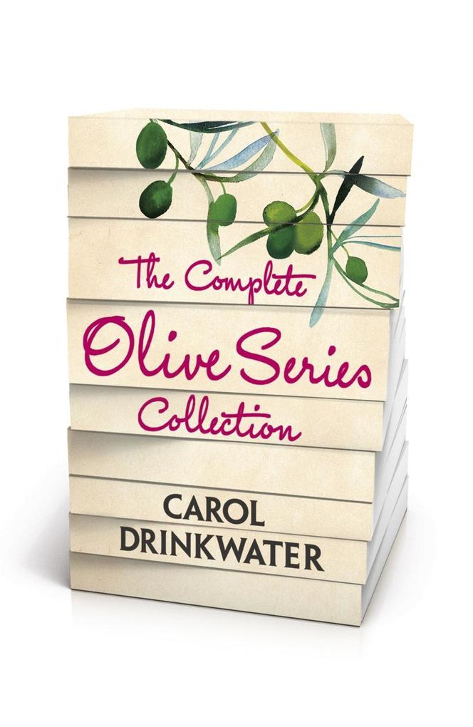 The Complete Olive Series Collection als eBook epub