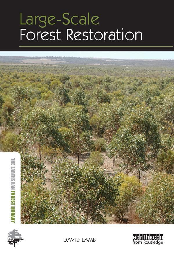 Large-scale Forest Restoration als eBook epub