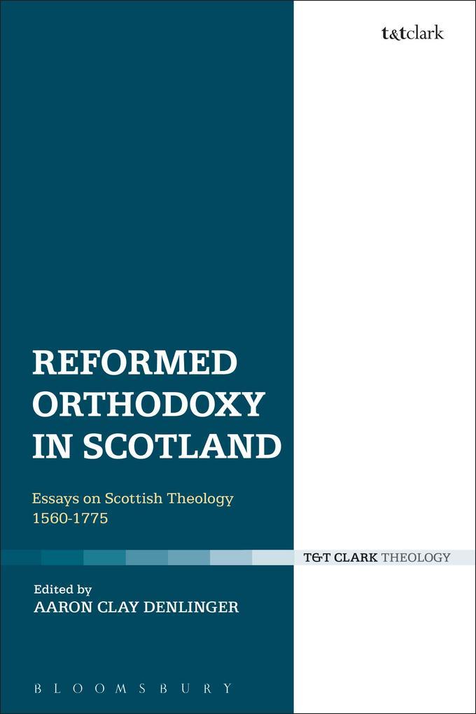 Reformed Orthodoxy in Scotland als eBook epub