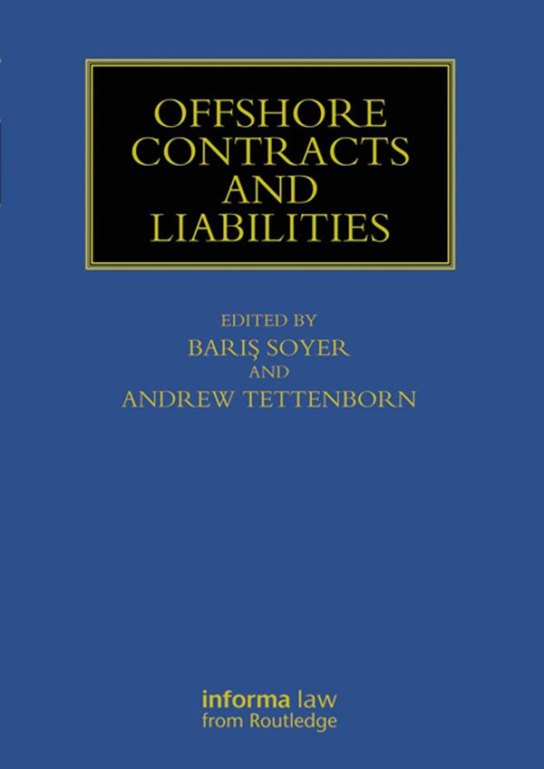 Offshore Contracts and Liabilities als eBook epub