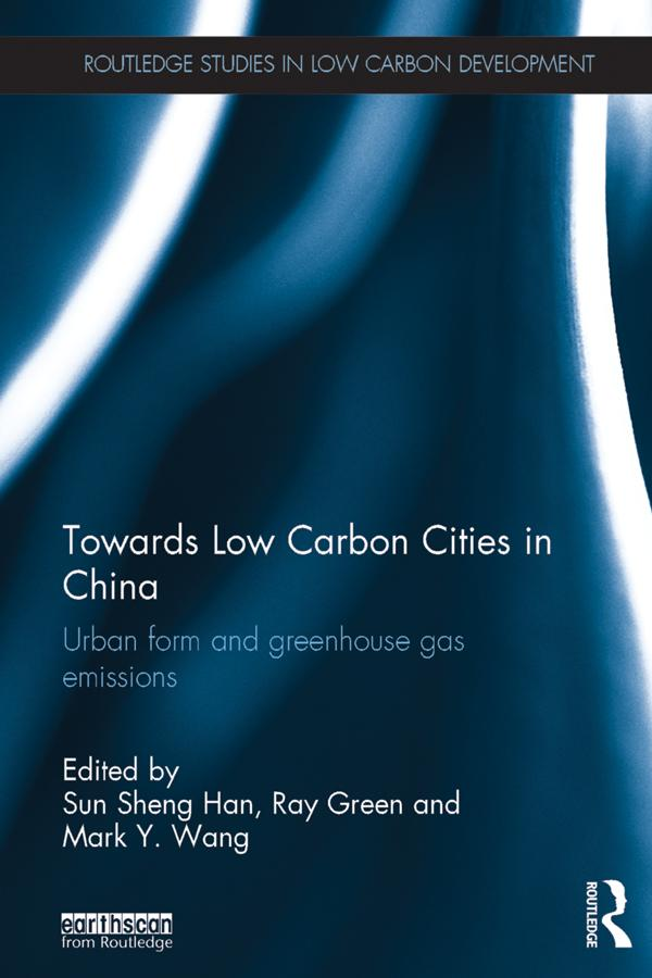 Towards Low Carbon Cities in China als eBook pdf