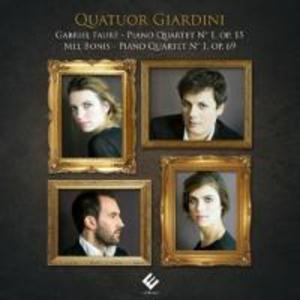 Piano Quartets als CD