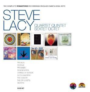 Steve Lacy als CD