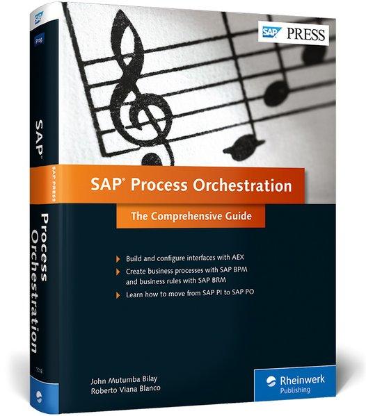 SAP Process Orchestration als Buch von John Mut...