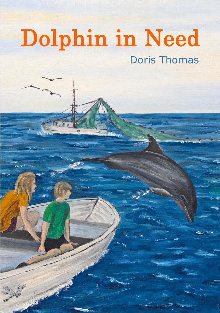 Dolphin in Need als Buch (gebunden)