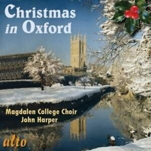 Christmas Carols from Oxford als CD