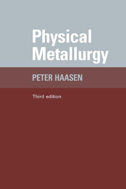 Physical Metallurgy als eBook epub