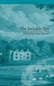 The Invisible Spy als Buch (gebunden)