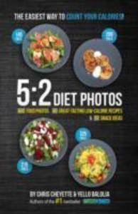 5:2 Diet Photos als Taschenbuch