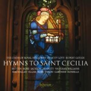 Hymns to Saint Cecilia als CD