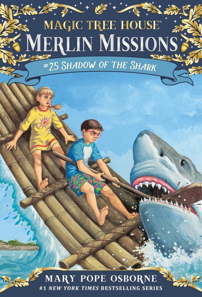 Shadow of the Shark als eBook epub