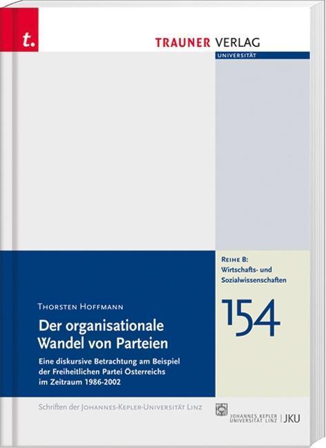 Der organisationale Wandel von Parteien als Buc...