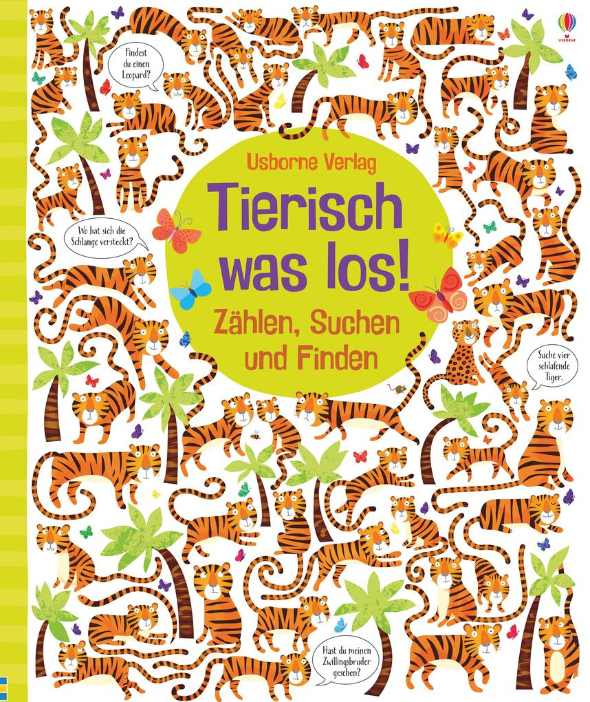 Tierisch was los! als Buch von Kirsteen Robson