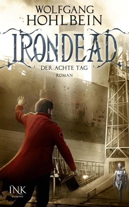 Irondead - Der achte Tag als Buch