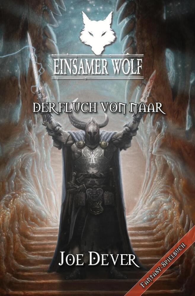 Einsamer Wolf 20: Der Fluch von Naar als Tasche...