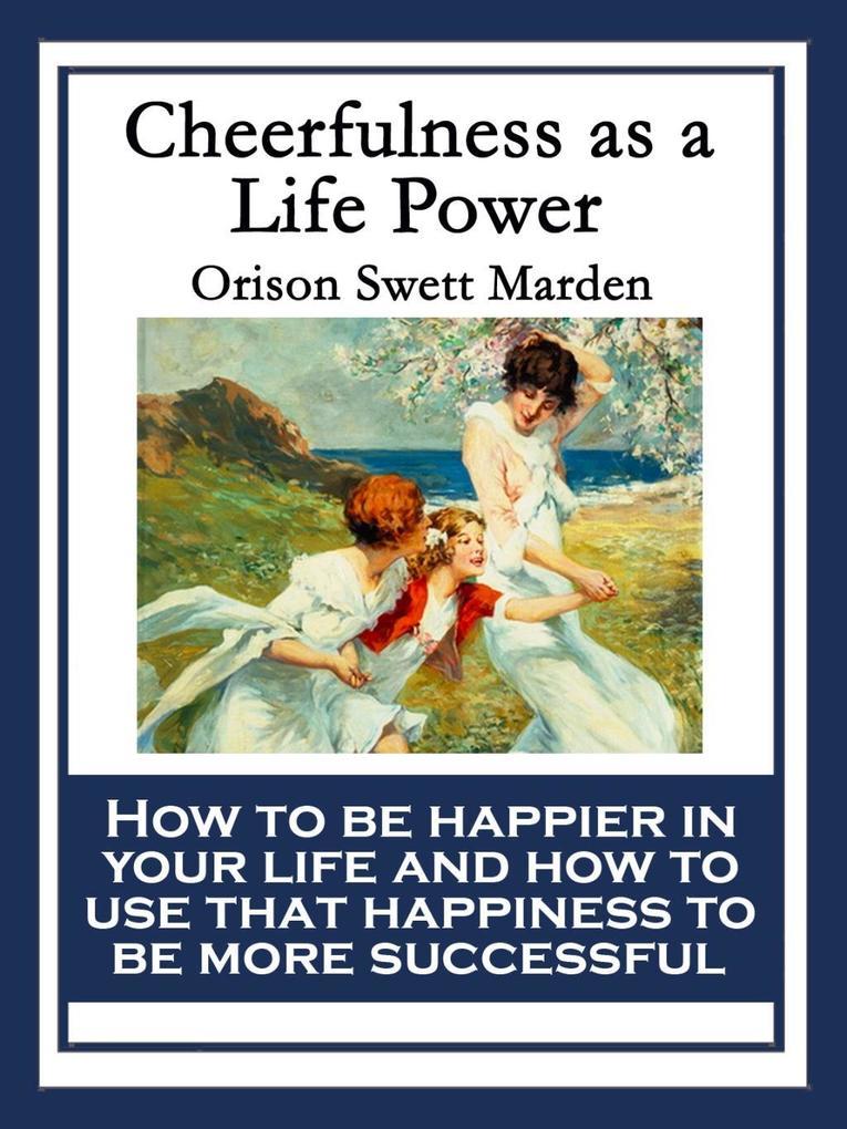 Cheerfulness as a Life Power als eBook epub