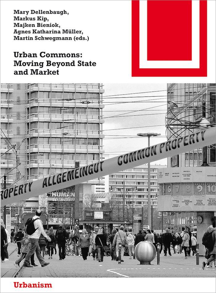 Urban Commons als eBook pdf