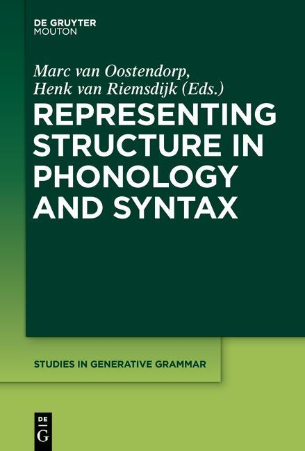 Representing Structure in Phonology and Syntax als eBook pdf