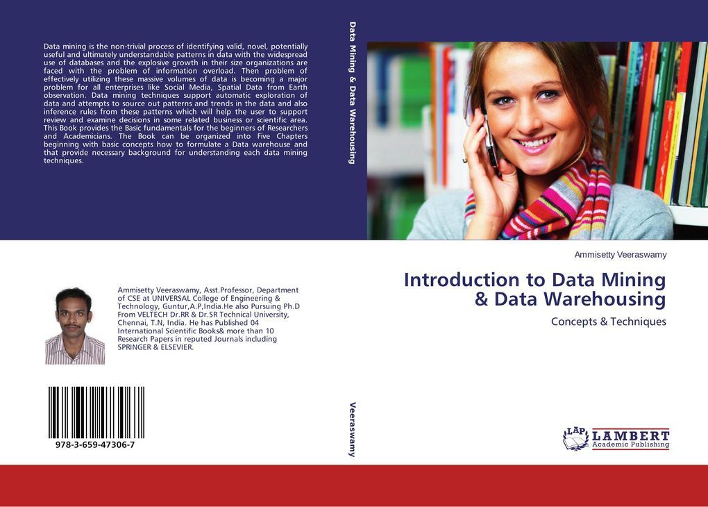 Introduction to Data Mining & Data Warehousing als Buch (gebunden)