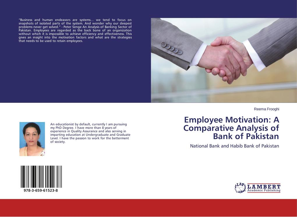 Employee Motivation: A Comparative Analysis of ...