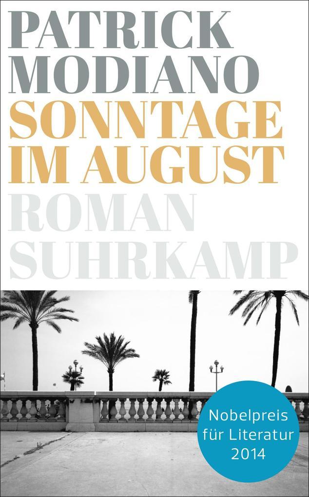 Sonntage im August als eBook epub
