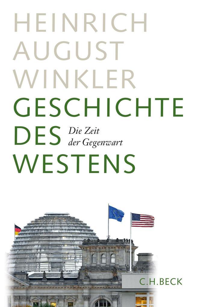 Geschichte des Westens als Buch