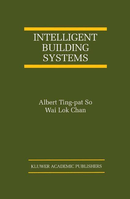 Intelligent Building Systems als Buch