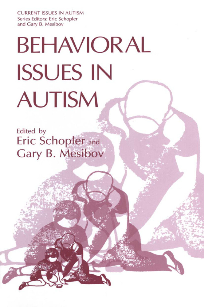 Behavioral Issues in Autism als Buch