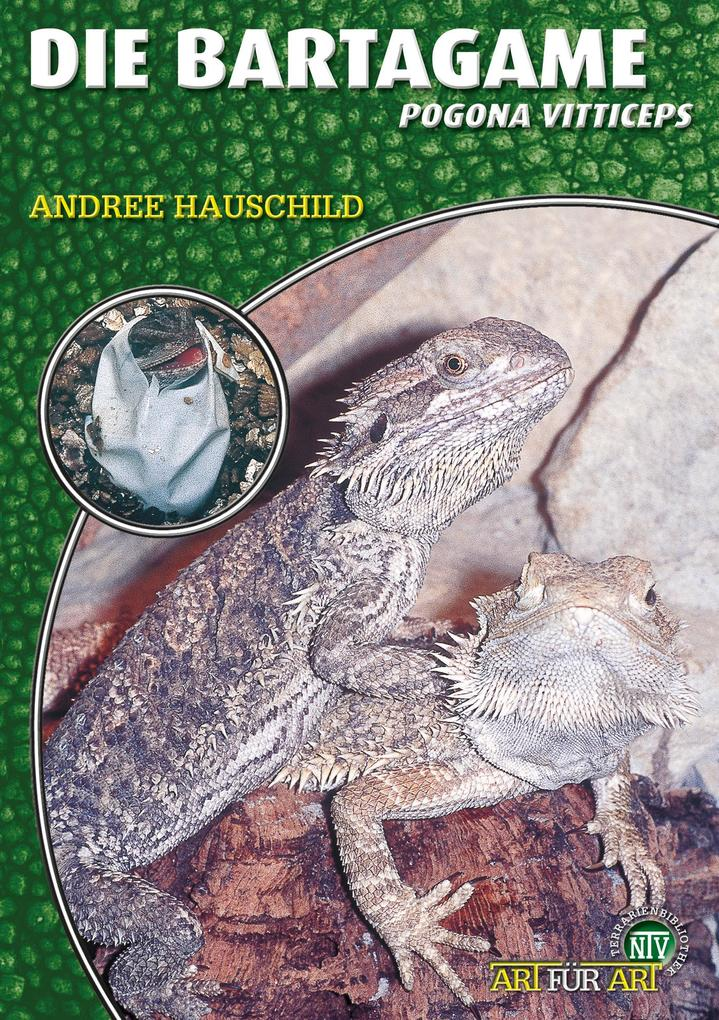 Die Bartagame als eBook Download von Andree Hau...