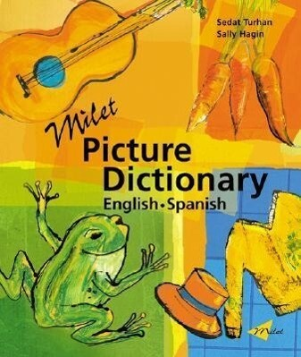 Milet Picture Dictionary (English-Spanish) als Buch