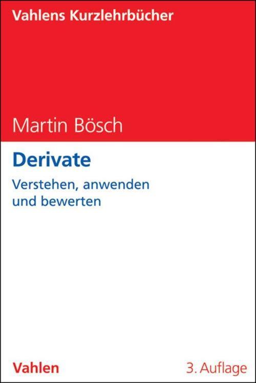 Derivate als eBook epub