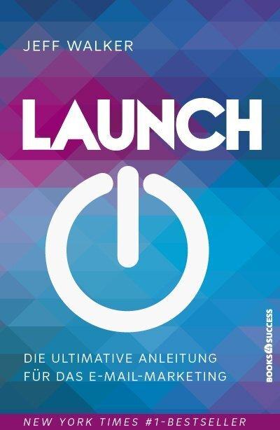 Launch als Buch von Jeff Walker