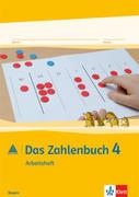 Das Zahlenbuch. 4.Schuljahr. Arbeitsheft. Bayern