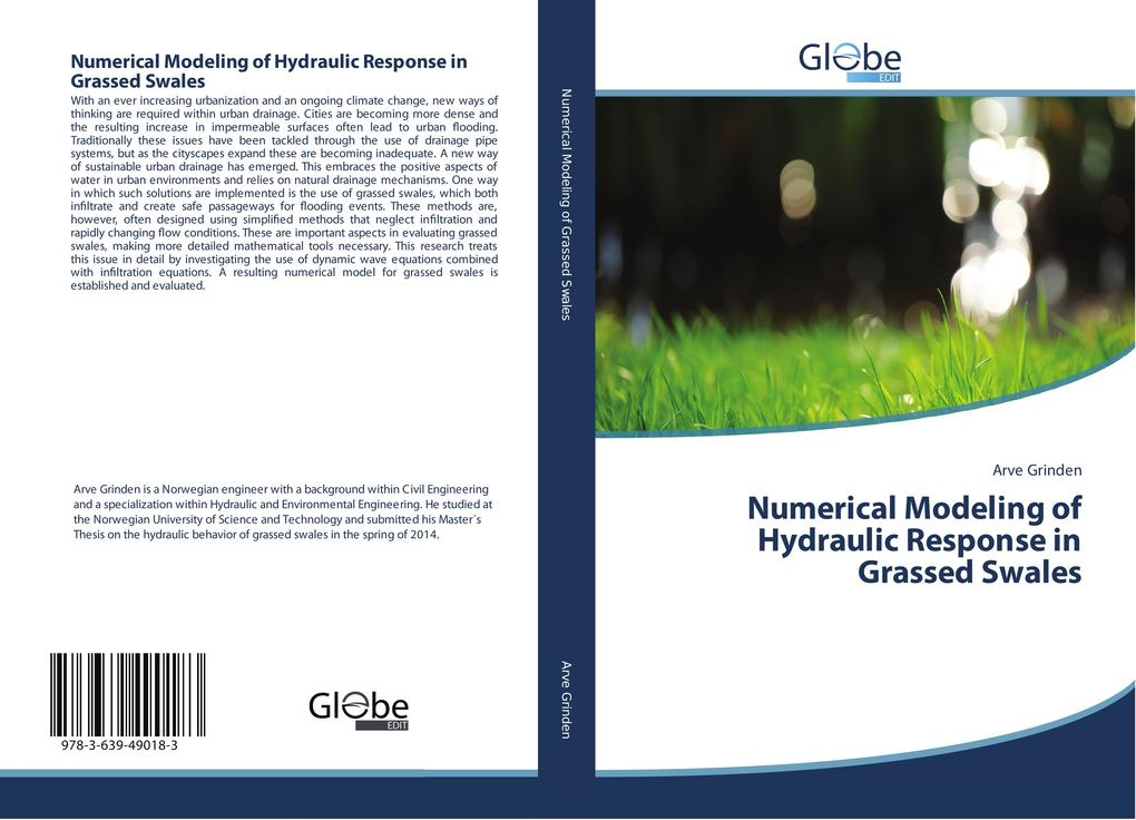 Numerical Modeling of Hydraulic Response in Grassed Swales als Buch (gebunden)