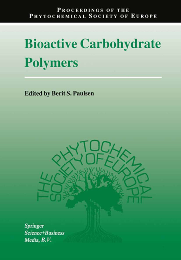 Bioactive Carbohydrate Polymers als Buch