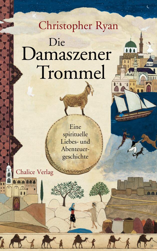 Die Damaszener Trommel als Buch