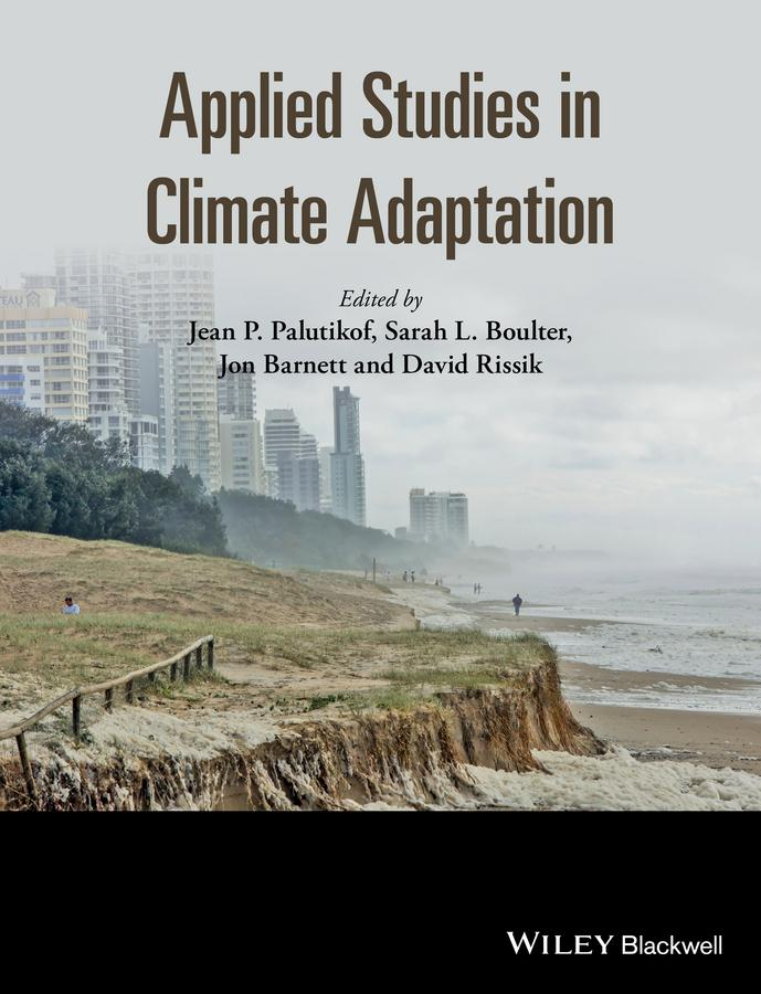 Applied Studies in Climate Adaptation als eBook epub