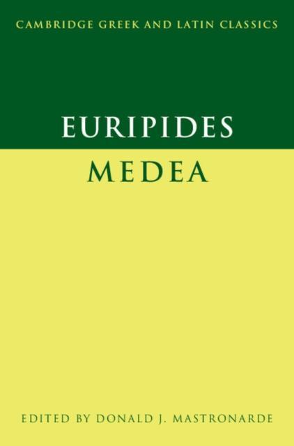 Euripides: Medea als eBook pdf