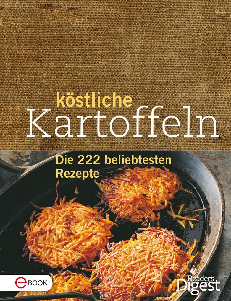 Köstliche Kartoffeln als eBook epub