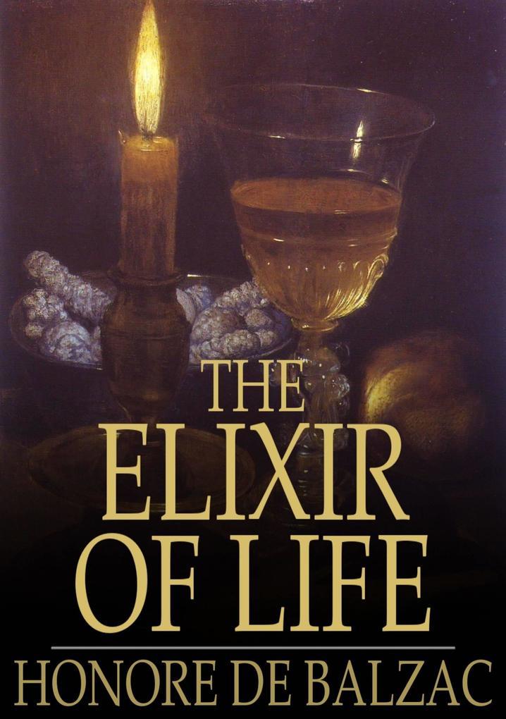 Elixir of Life als eBook epub