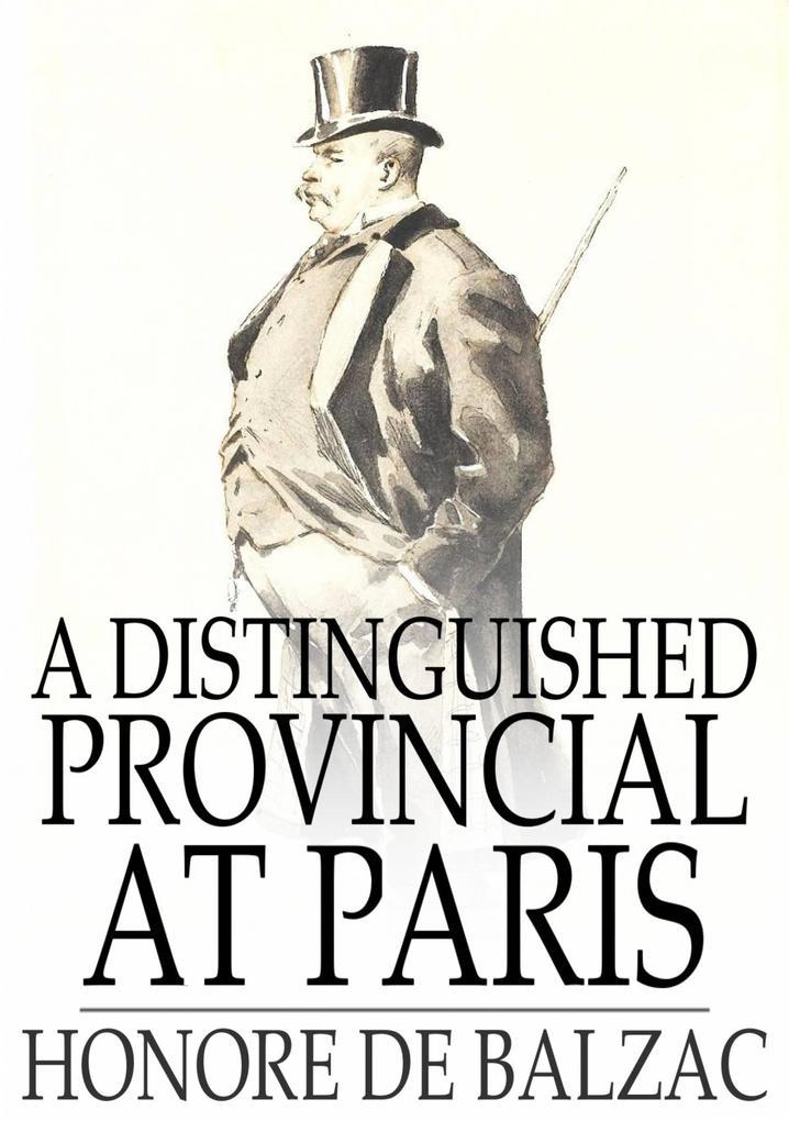 Distinguished Provincial at Paris als eBook epub