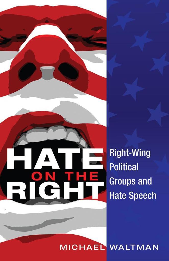 Hate on the Right als Buch (gebunden)