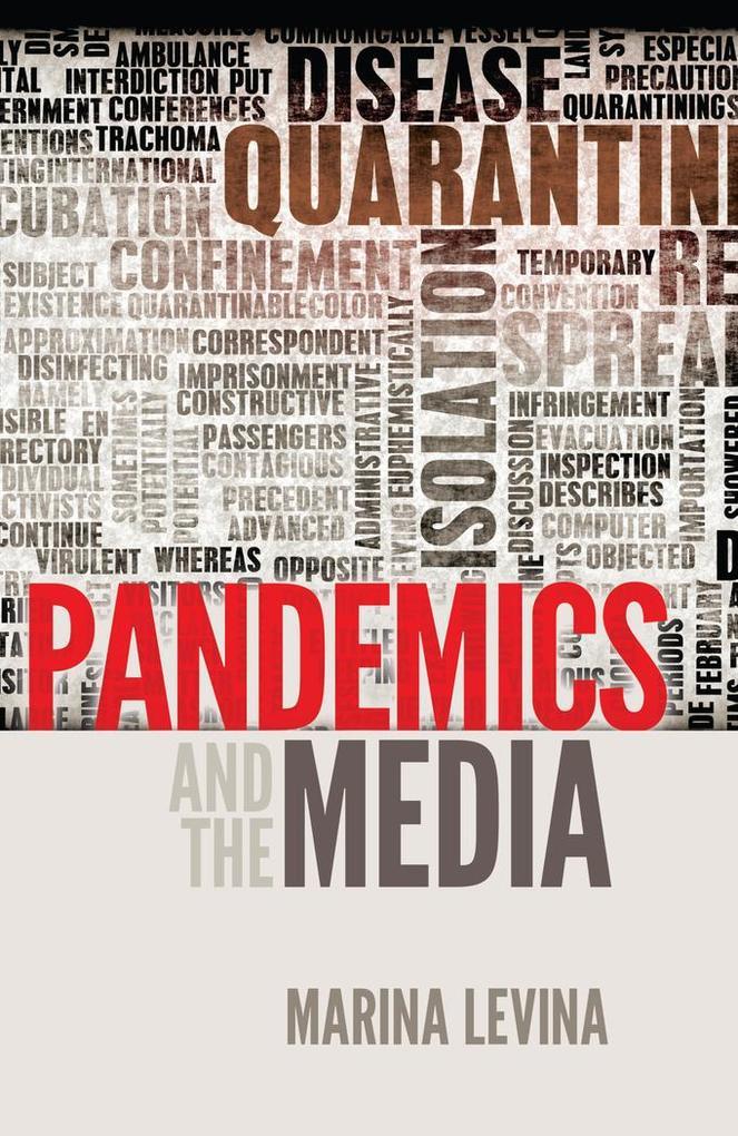 Pandemics and the Media als Buch (gebunden)