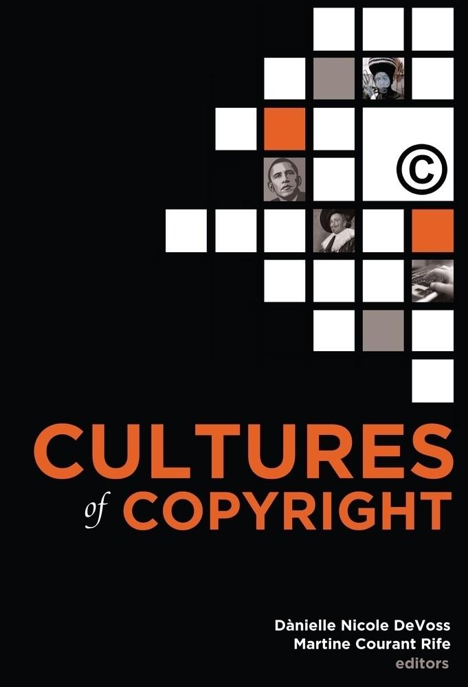 Cultures of Copyright als Buch (gebunden)