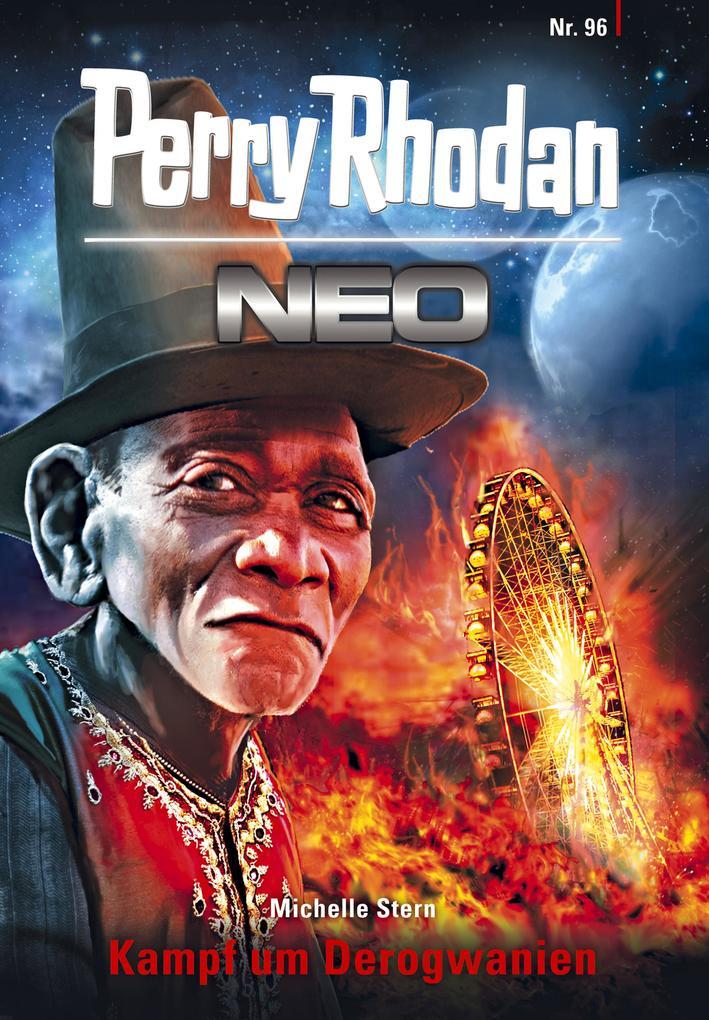 Perry Rhodan Neo 96: Kampf um Derogwanien als eBook epub